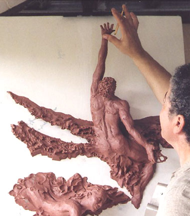 How to hire a sculptor maquette