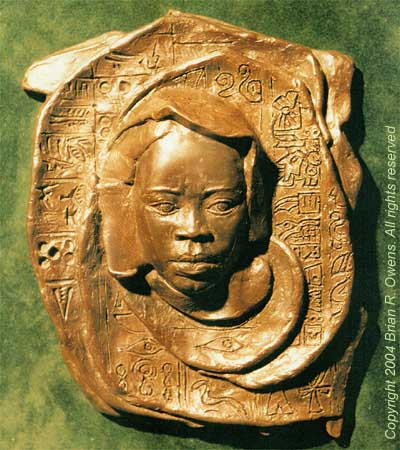 relief sculpture bronze
