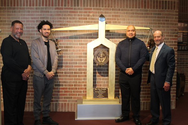 The unveiling of We The People at MSU College of Law